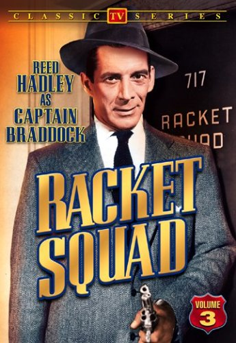 UPC 089218479594, Racket Squad:Vol 3 Classic TV
