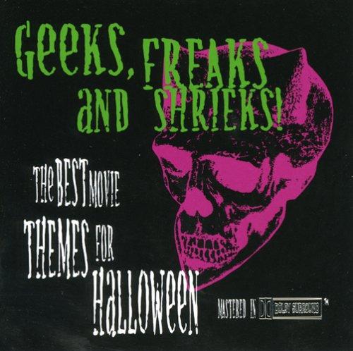 Geeks Freaks & Shrieks -