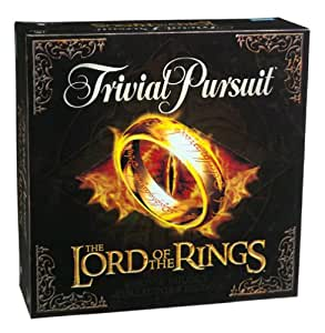 Trivial Pursuit: The Lord of the Rings Movie Trilogy Collector's Edition