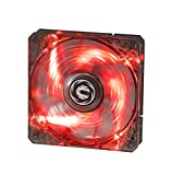 BitFenix BFF-LPRO-12025R-RP Spectre Pro 120mm LED Case Fan, Red