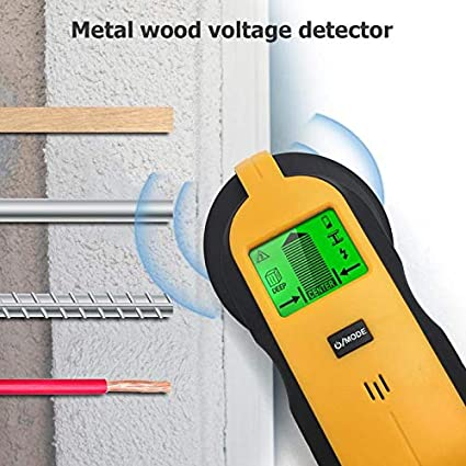 Star-Shopinc - TH250 LCD Backlight Digital Wall Detector Metal Wood Stud Analyzer Stud Finder Sensor Scanner Electric Box Finder Wall Detector - - Amazon. ...