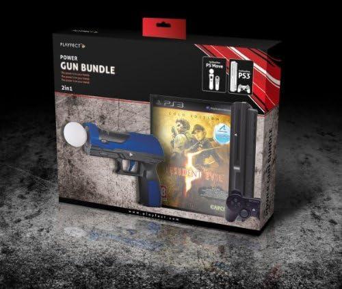 Pack Resident Evil 5 Gold + Pistola: Amazon.es: Videojuegos