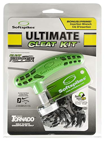 (Softspikes Ultimate Cleat Kit)