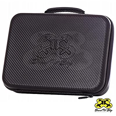 Drone Pit Stop Carrying Case Compatible with Hubsan X4 h107 - Splash-Proof | Durable | Compact | EVA Material - Carry Your Drone with Maximum Protection from Drone Pit Stop