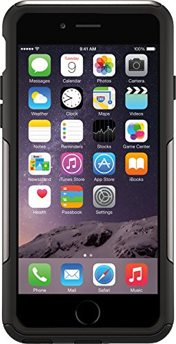 Otterbox Commuter Wallet Iphone  S Case Retail Packaging Black