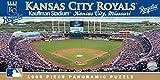 MasterPieces MLB Kansas City Royals Stadium Panoramic Jigsaw Puzzle, 1000-Piece