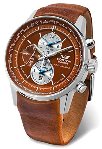 Vostok Europe Gaz Limo All Timer Men's Watch YM26/565A292