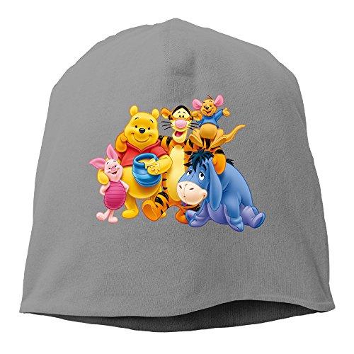 Skull Cap Beanie Winnie The Pooh