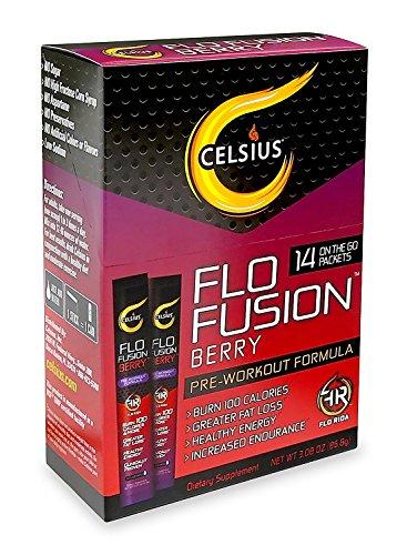Celsius Berry Blast Pixies 14