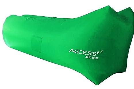 2017 Nuevo Design] Access + ® sofá tumbona hinchable, saco de ...