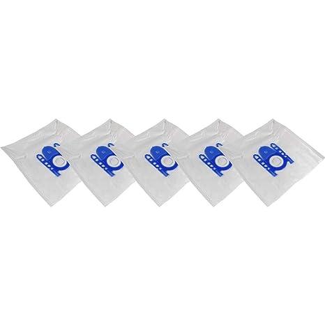 20 Bolsas de aspiradora de microfieltro Incluye placa de ...