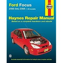 Ford Focus 2000 thru 2005