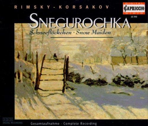 Rimsky-Korsakov: Snow Maiden-Complete Opera ()