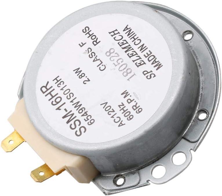 RDEXP 6549W1S1013K AC120V 6RPM - Motor Giratorio para microondas ...