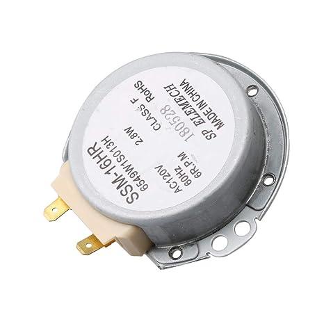 RDEXP 6549W1S1013K AC120V 6RPM - Motor Giratorio para ...