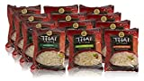 Cheap Thai Kitchen Instant Rice Noodle Soup Variety Pack, Gluten Free, Ready in 3 Minutes, 1.6oz (Pack of 12)