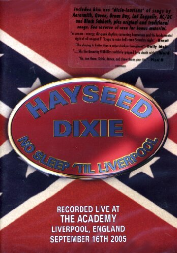 Hayseed Dixie: No Sleep Till Liverpool