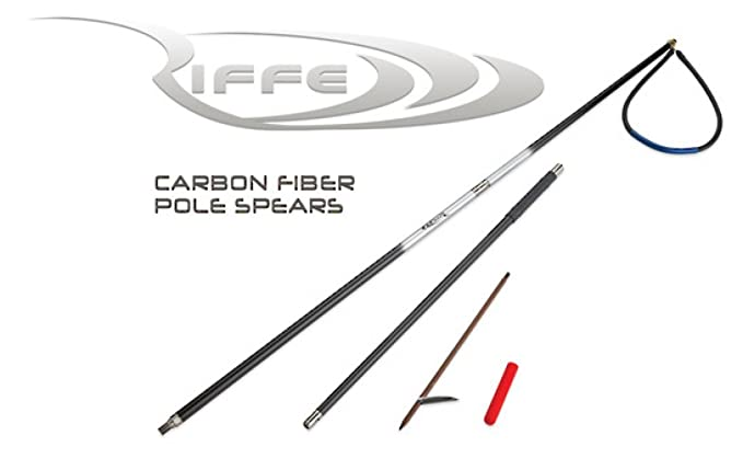 Amazon.com: riffe 6 ft Polo Spear Asamblea (2-Piece) rps-062 ...