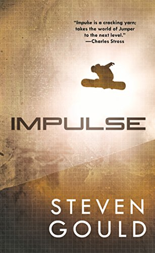 Impulse: A Jumper Novel ()