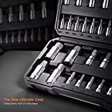 TACKLIFE Master Hex Bit Socket Set, 35 Pcs Metric