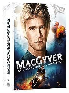 MacGyver - Megapack 2016 [DVD]