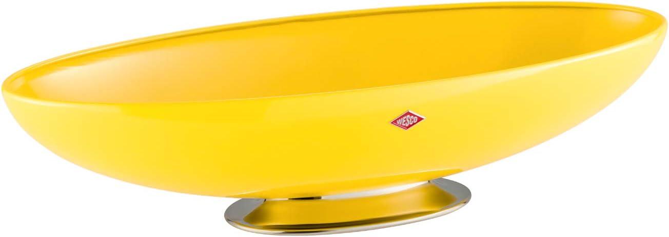 Lime Green Wesco 221 101-20 Fruit Bowl//Bread Basket 45.4 x 1.03 x 1.88 cm