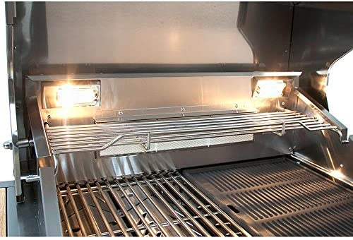 Allgrill allwetterschutz GUSCIO grill a gas allgrill built in capo XL antistrappo