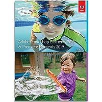 Adobe Photoshop Elements & Premiere Elements 2019 | Standard | PC | Codice d'attivazione per PC via email
