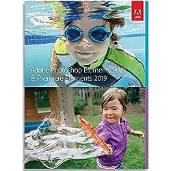 Adobe Photoshop Elements 2019 & Premiere Elements 2019 [PC Online Code]
