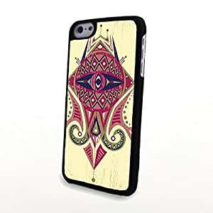linJUN FENGGeneric Unique Dream Catcher Matte Cover Plastic Case PC Phone Cases fit for iphone 5/5s Cases Carrying Surface Hard Back Extra Clear Cell Phone Cases