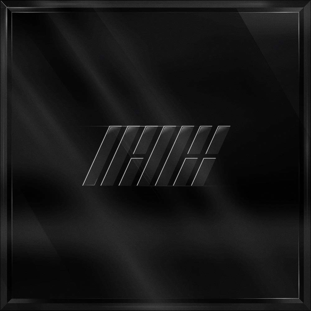 iKON - NEW KIDS REPACKAGE Album [THE NEW KIDS] (Black version) Music 2CD + Keyring + Photocard + On Pack Poster + Photobook + Folded Double Sided Poster + Extra Photocards Set