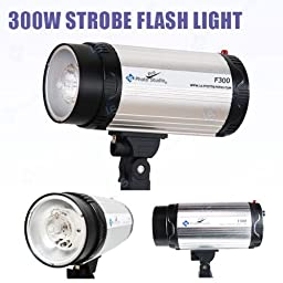 LimoStudio 900W (3X300W) Lighting Photography Studio Strobe Flash Monolight Lighting Kit Photo Studio Lighting Set, AGG403