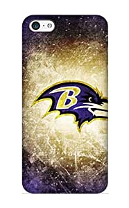 Inthebeauty Faddish Phone Baltimore Ravens Case For Iphone 5c / Perfect Case Cover