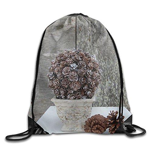 ary Drawstring Backpack Bag Shoulder Bags Gym Bag For Adult ()