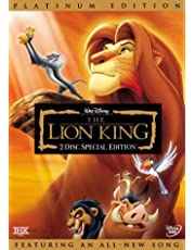 The Lion King (2-Disc Special Platinum Edition) (Bilingual)