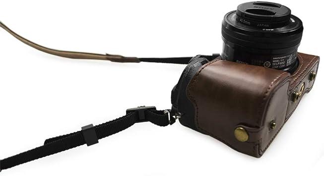 Kinokoo Schutzhülle Tasche Für Sony A6400 Und 16 50mm Kamera