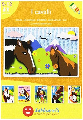 Sabbiarelli 100AL0548Album–Horses