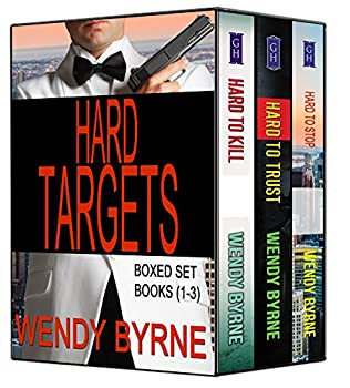 book cover of Hard Targets Boxed Set Books 1-3