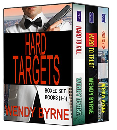 Hard Targets Boxed Set (Books 1-3) cover