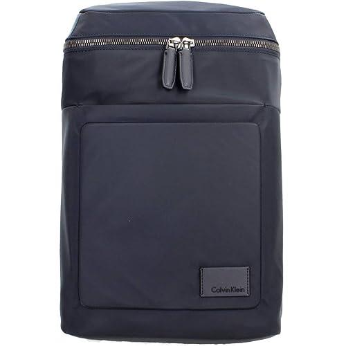 CALVIN KLEIN Mochilas Hombre, Color Azul, Marca, Modelo Mochilas Hombre ILAY Nylon Backpack