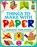 img - for Things to Make With Paper (How to Make) book / textbook / text book