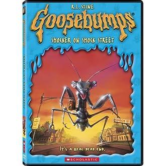Goosebumps: Shocker on Shock Street (2006)