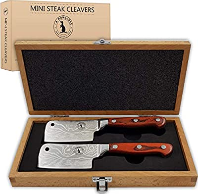 Steak Knives and Cleavers Sets