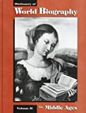 img - for The Middle Ages (Dictionary of World Biography) book / textbook / text book
