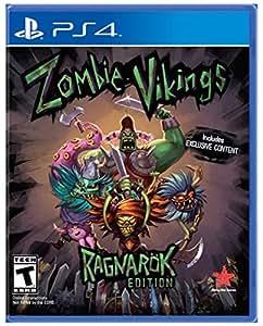 Zombie Vikings Ragnarok Edtion PlayStation 4 by Sony