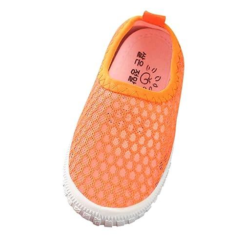 sale retailer 9f7ed 6521e Sandali da Neonato Unisex,Pantofole da Bambina elganti ...