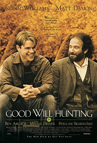 Good Will Hunting - One Sheet Poster Print (24 x 36)