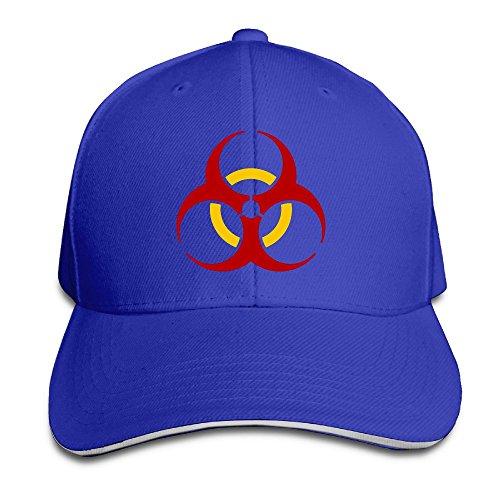plague-inc-evolved-logo-unisex-100-cotton-adjustable-baseball-cap-royalblue-one-size