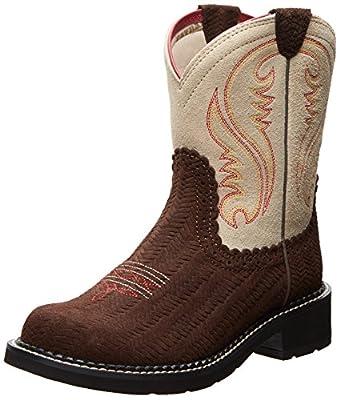 Ariat Women's Fatbaby Heritage Western Cowboy Boot