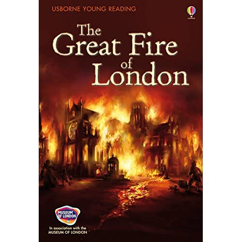 The Great Fire of London (Young Reading Series Two) (3.2 Young Reading Series Two (Blue))